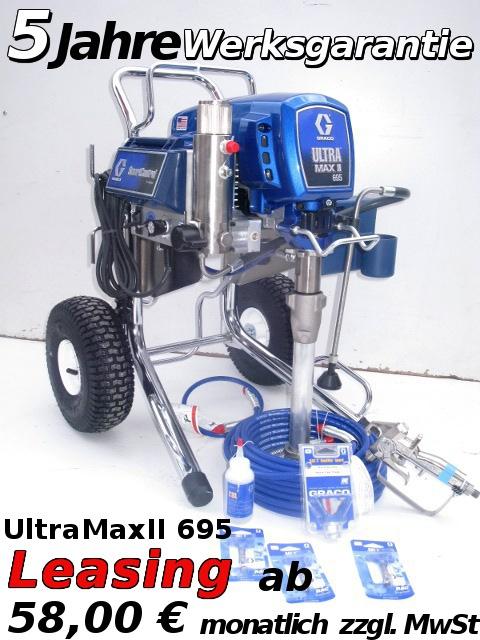Graco Ultra Max