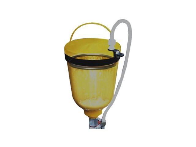 TopClean Oberbehälter 5 Liter
