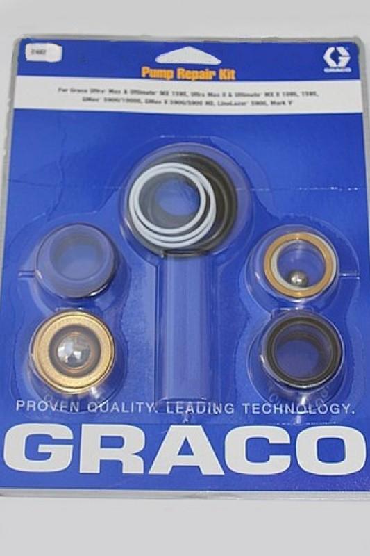 Graco Airless Spritzgerät Farbspritzgerät Reparatursatz Mark X