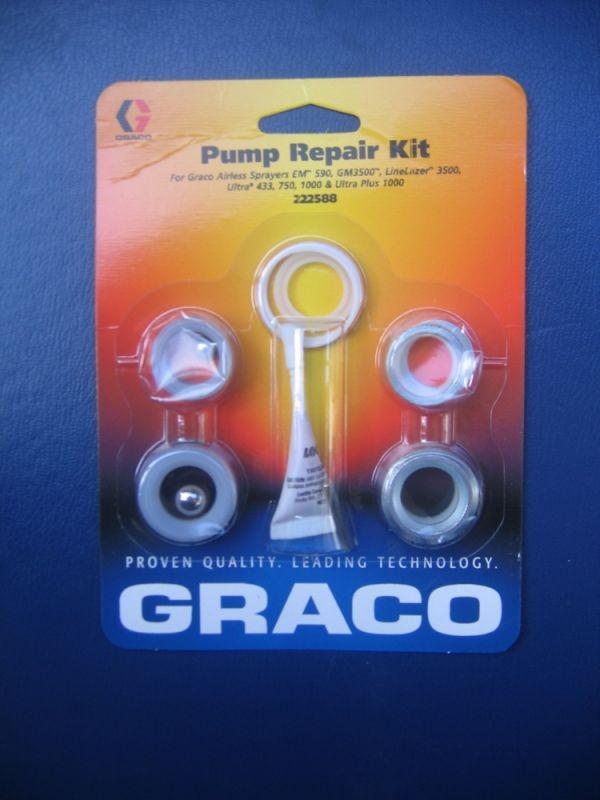 Service Set Packungen für Graco Ultra 1000 /Ultra 750 + /Ultra 1