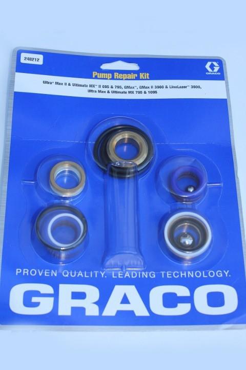 Reparatursatz für Graco Airless GMax II 3900