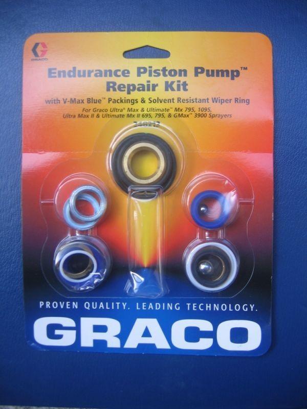 Reparatursatz Packungen für Graco Airless Ultra 433