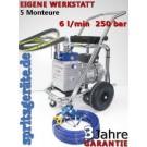 Bibatec Airless A-10000 Spritzgerät Farbspritzgerät