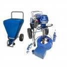 Graco Airless Spritzgerät Mark 7 Standard 17e665 Spachtel