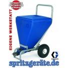 Graco Spachtelbehälter für Farbe und Spachtel - Neugerät Hopper - 287987