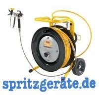 Wagner Airless Temp Spray Farbspritzgerät H-326 Heizung