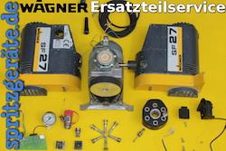 Wagner Ersatzteile